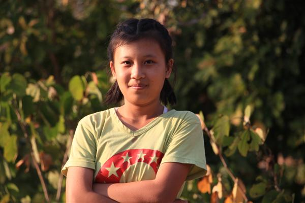 Jidapa is often quiet but has a great confidence once activities begin.