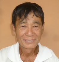 Adoon Chaisuwan, Warm Heart Farm Manager