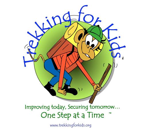 strategic partners trekking for kids