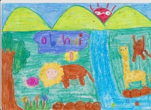 Mother Earth kids drawings 017