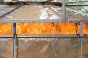 Biochar Field Test Burner