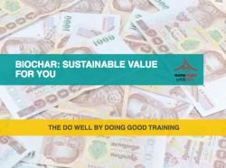 Biochar Training Sustainable Value