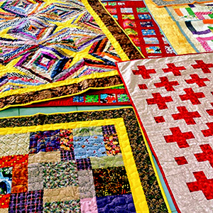 New Beautiful Quilts to keep the kids warm!