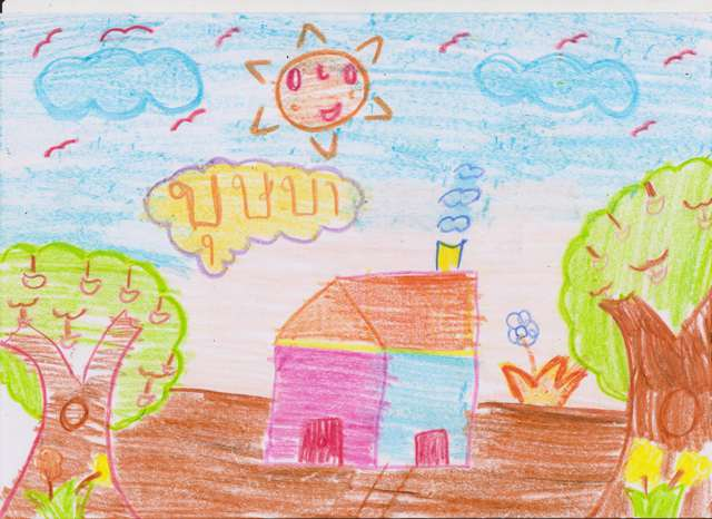 Mother Earth kids drawings 008
