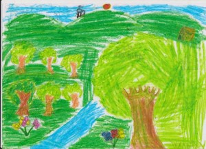 Mother Earth kids drawings 015