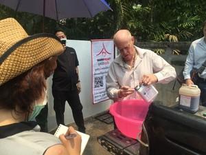 Biochar demonstration