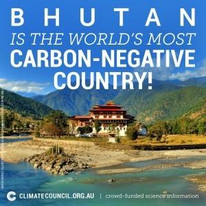 can we do more like Bhutan