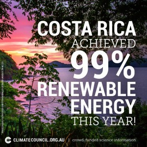 can we do more like Costa Rica