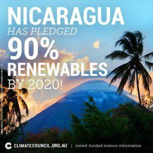 can we do more like Nicaragua