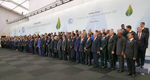 Paris leaders work to manage climate change