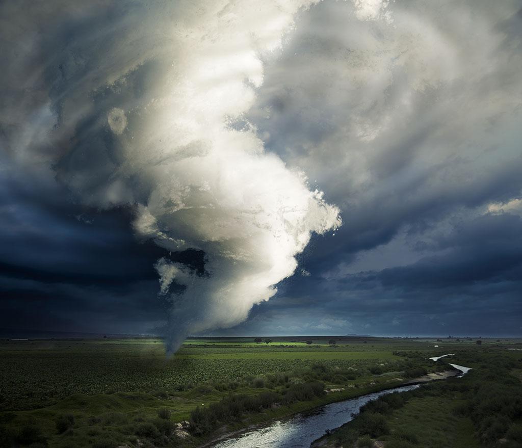 climate change evidence tornados