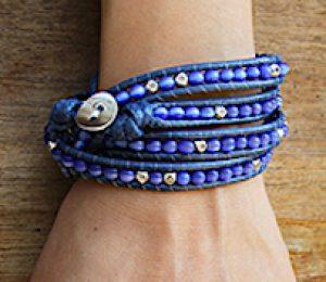 wrap-bracelet-cats-eye-blue-silver-beads-copy