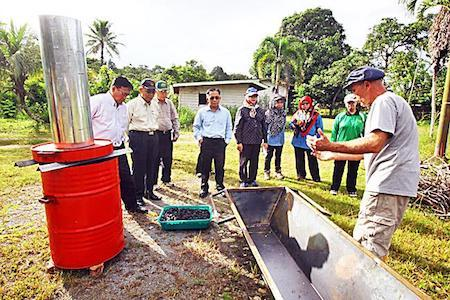 biochar training program