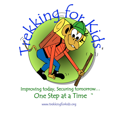 strategic partners trekking for kids