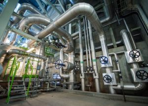A power plant in Sweden where waste is converted into energySource: JONATHAN NACKSTRAND/Getty Images
