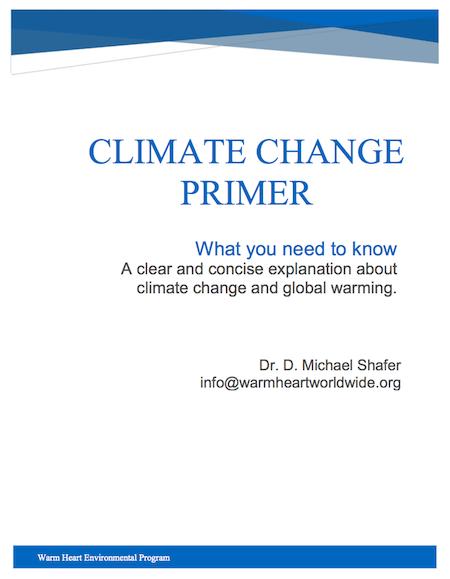 free climate change primer