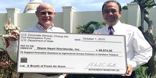 Breath Of Fresh Air Grant