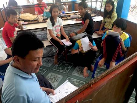 children's homes classroom