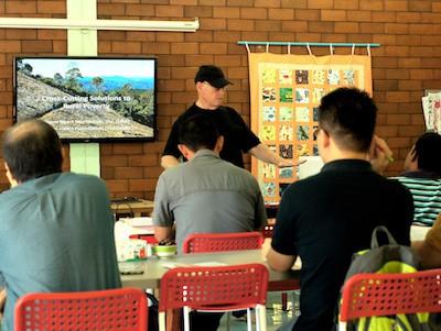 Biochar Training Beyond The Borders