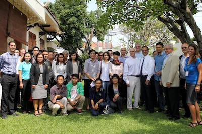 US Consulate In Chiang Mai Goes Biochar