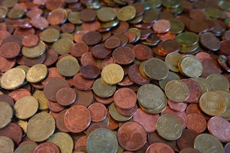 Spare Change? Donate it to Warm Heart Through Roundup