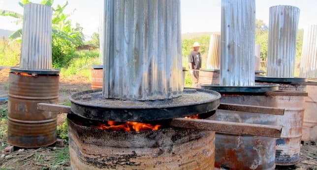 Small-Scale Biochar a Realistic Answer to Such a Big Problem?