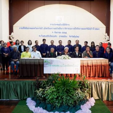 Chiang Mai Breathe Council Support