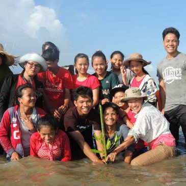 Restoration and Conservation of Mangrove Forest in Cambodia