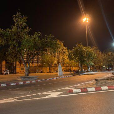 Lockdown in Chiang Mai